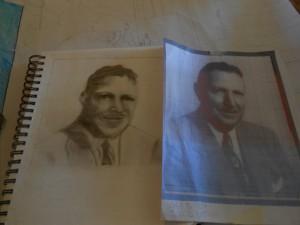 final Papa portrait