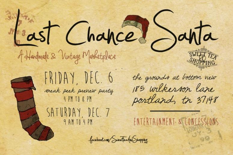 Last Chance Santa