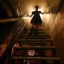 monster in the basement